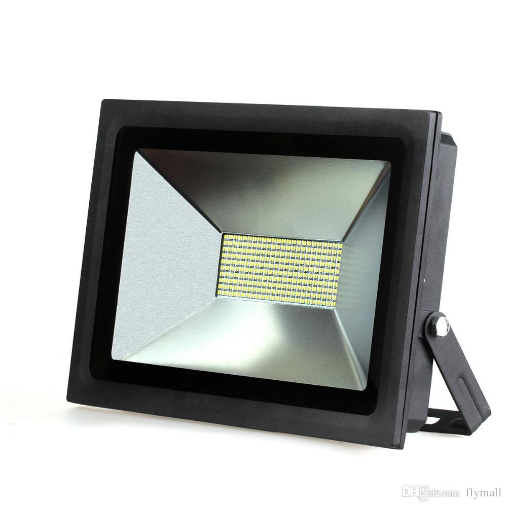 Super Bright LED FloodLight 100W 60W 30W 15W Reflector Led Flood Light Spotlight 110V 220V Waterproof Outdoor Wall Lamp Garden Projectors