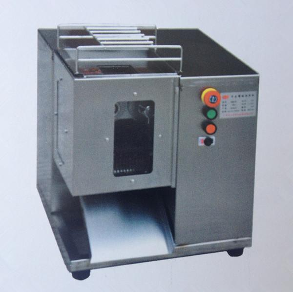 Großhandel - Kostenloser Versand Heißer Verkauf 110V / 220V / 240V QSJ-T Multifunktions-Fleischschneider, Fleisch-Schneidemaschine, Fleischschneidermaschine