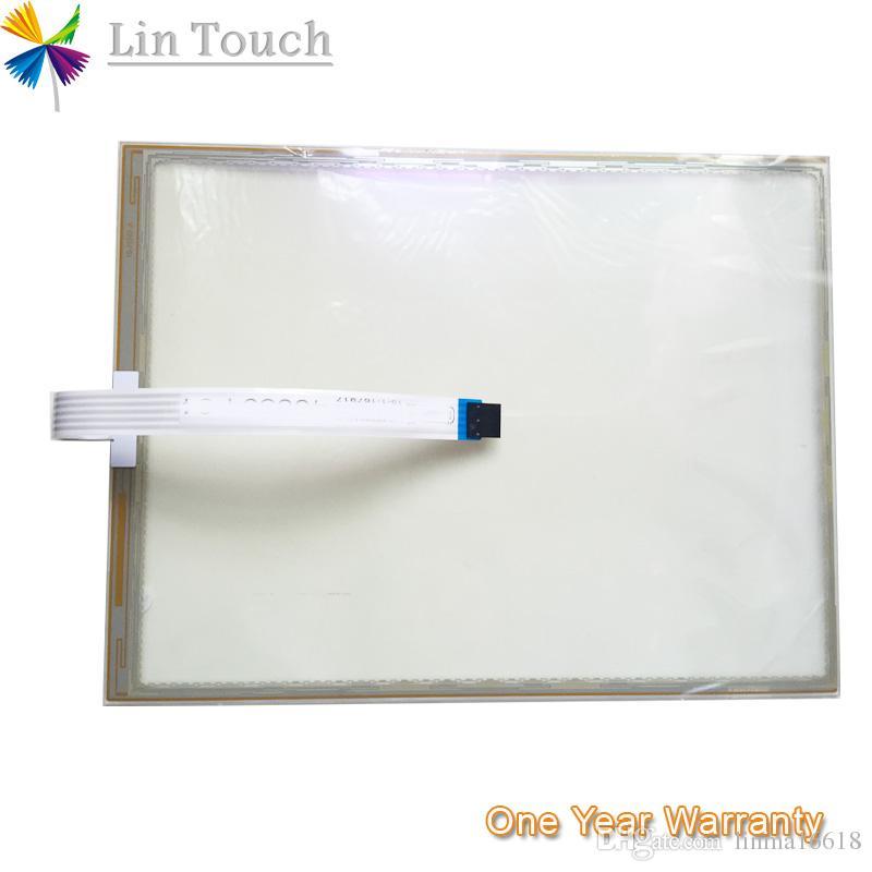 Yeni LMU-TK12ASTR LMU-TK12ASTR-KO-1 HMI PLC dokunmatik ekran paneli membran dokunmatik dokunmatik onarmak için kullanılır