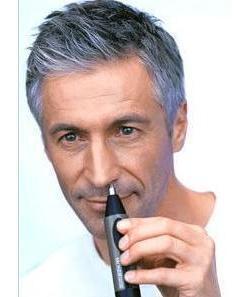 2 قطع الأنف الأذن المتقلب لل حواجب اللحية حلاقة كهربائية الوجه الشعر المقص منظف للرجال شحن مجاني