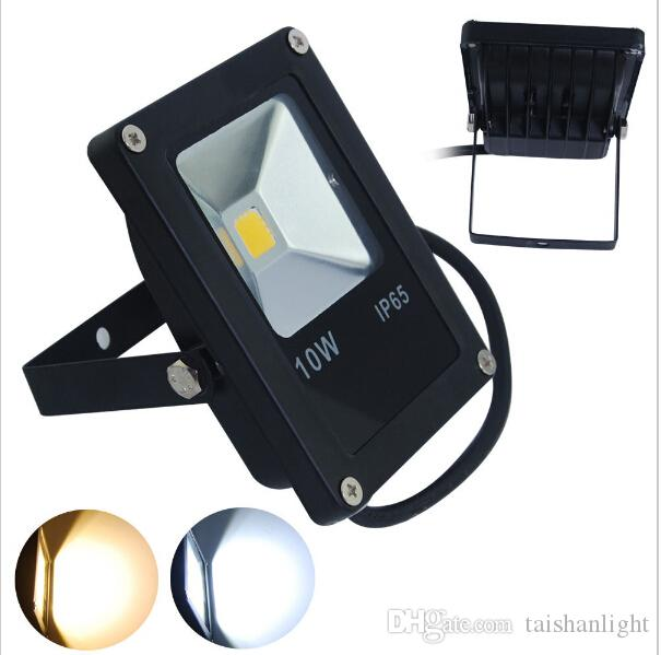 10W светодиодный прожектор IP65 водонепроницаемый алюминиевый светодиодный прожектор открытый свет потока Сид пейзаж пролить свет для зданий освещения