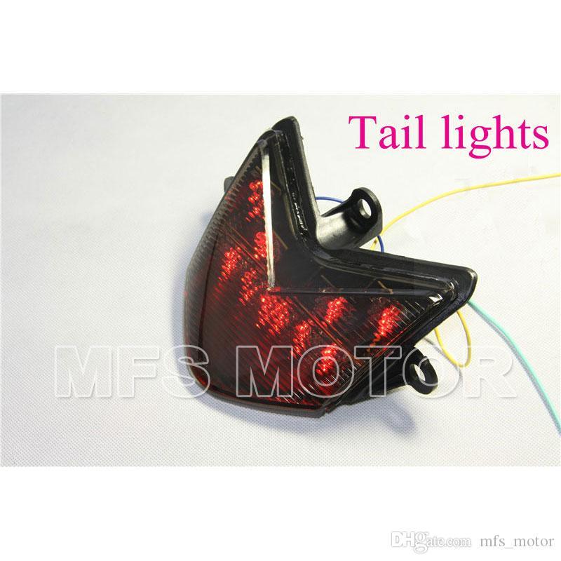 LED Tail Brake Light For Kawasaki ZX1000 Ninja ZX10R ZX10 2004 2005