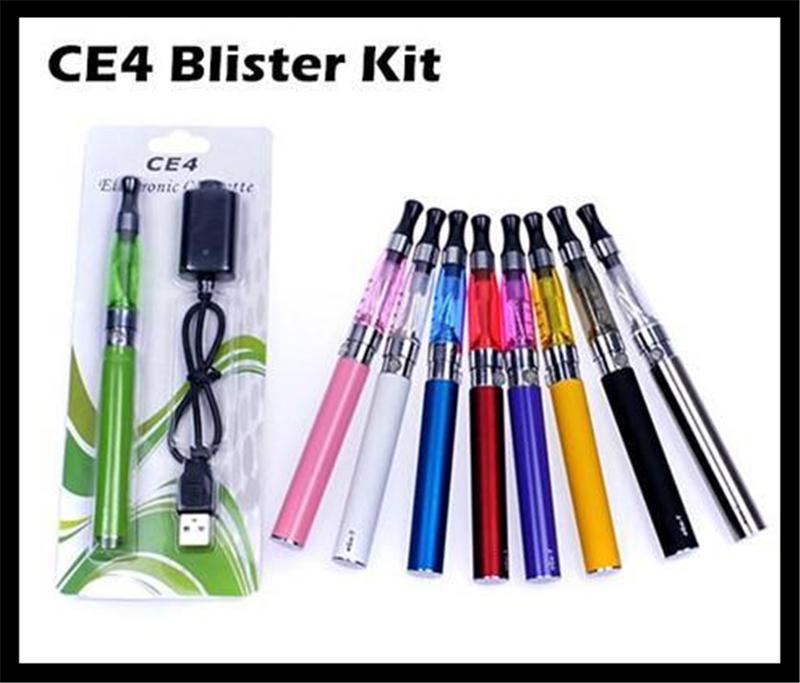 기화기 Shisha 펜 여러 가지 빛깔의 자아 -T 배터리 Ce4 1.6 ml 분무기 전자 담배 물집이 키트 1100mah vape 펜