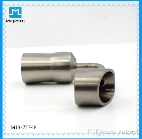 Лучшее качество Титана ногти 14 мм 18 мм Gr2 Титана ногти Dab буровые установки Титана Banger ногтей для стекла бонги