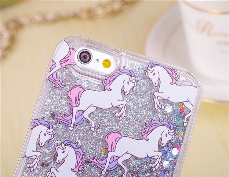 iphone 6 case unicorn glitter