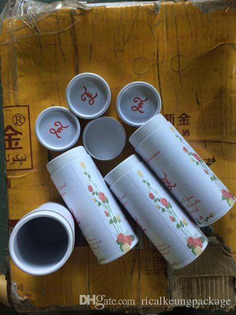 Высококачественная трубка бумаги жемчуга для эфирного масла