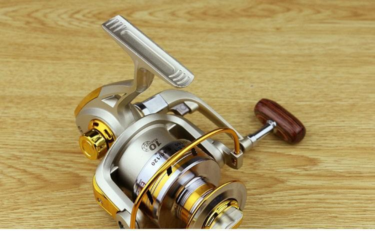 1x Exclusive quality All Metal spinning fishing reel line winder speed ratio 5.11 to Ocean Sea boat Rock Ice fishing tackle (3)