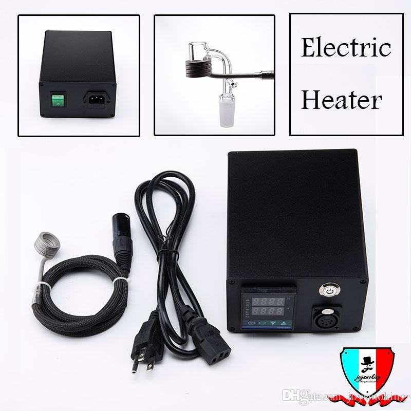 Elektroheizung Vaporizer Kit Eine Farbe Schwarz Verfügbare Temperaturregelung Geeignet für Glas Wasserrohr