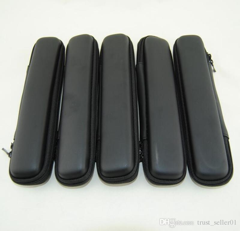 eGo кожаный чехол на молнии для электронных сигарет ugo evod vision spinner 2 стартовый комплект Набор на молнии для чемоданов DHL FREE