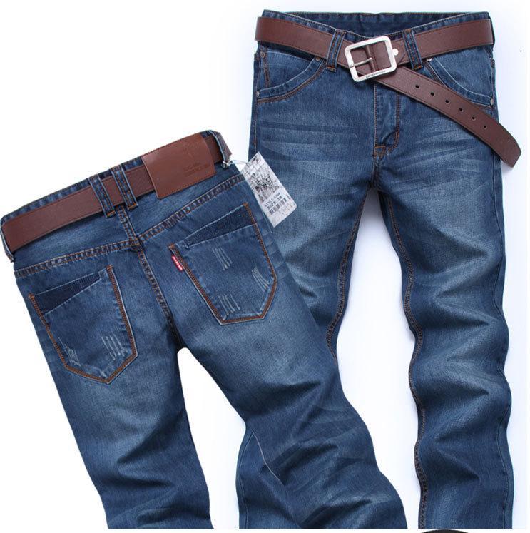 2017 Mens Skinny Jeans Men 2015 New Arrival Straight Casual Denim ...