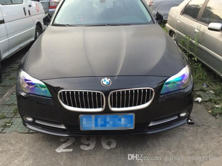 Headlights For Cars >> 2019 0 3x2m Car Styling Chameleon Lamp Film Tint Film For Car Color Changing Headlights Tinting Light Vinyl Film Car Foil From Galaxy Guangzhou 5 03