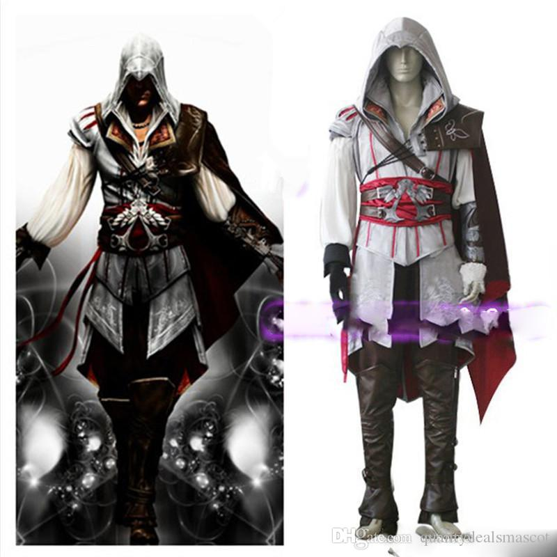 Most Real Con Quality Sell Like Hot Cakes Assassins Creed Costume