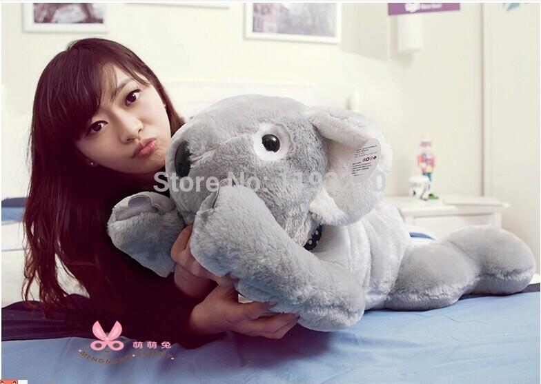 60cm koala bear plush toy lying koala bear doll gift w5175