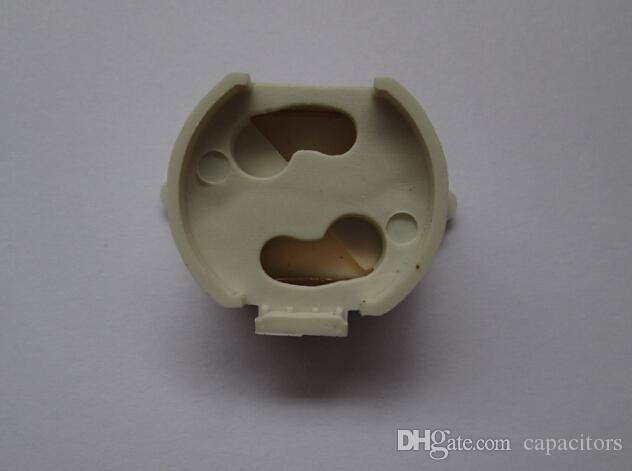 1000pcs Glow Starter Holders Lampholders socket for fluorescent and starters 31*14mm