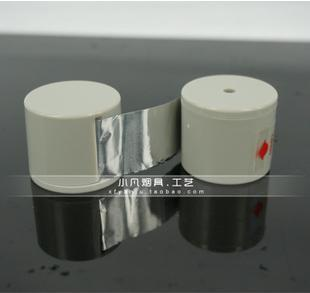 Hurtowa palenia --lb poszerzona grubsza folia aluminiowa 2 jedwab, akcesoria wakacyjne