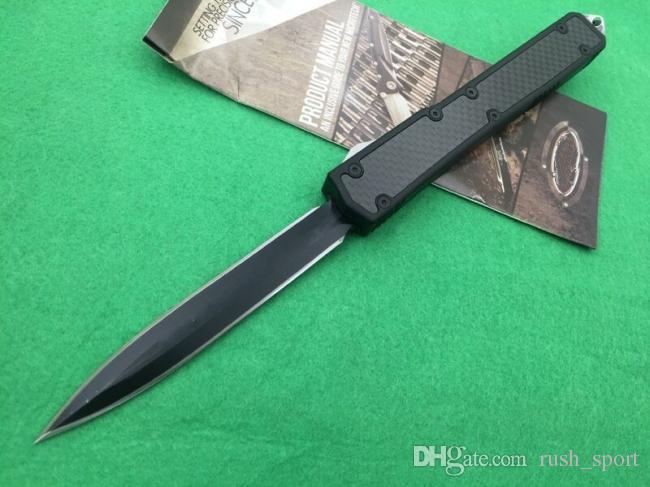 OEM 9 modelli MICT Makora II 106-1 T6-6061 D2 tanto cadono lama di serpente con lo strumento della tasca di caccia coltelli tattici regalo di natale per gli uomini ADRU