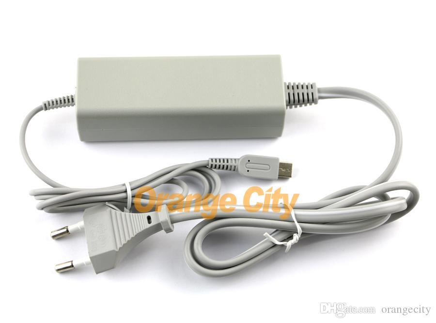 Adapter zasilacza zasilania UE 100-240V do konsoli Wii U