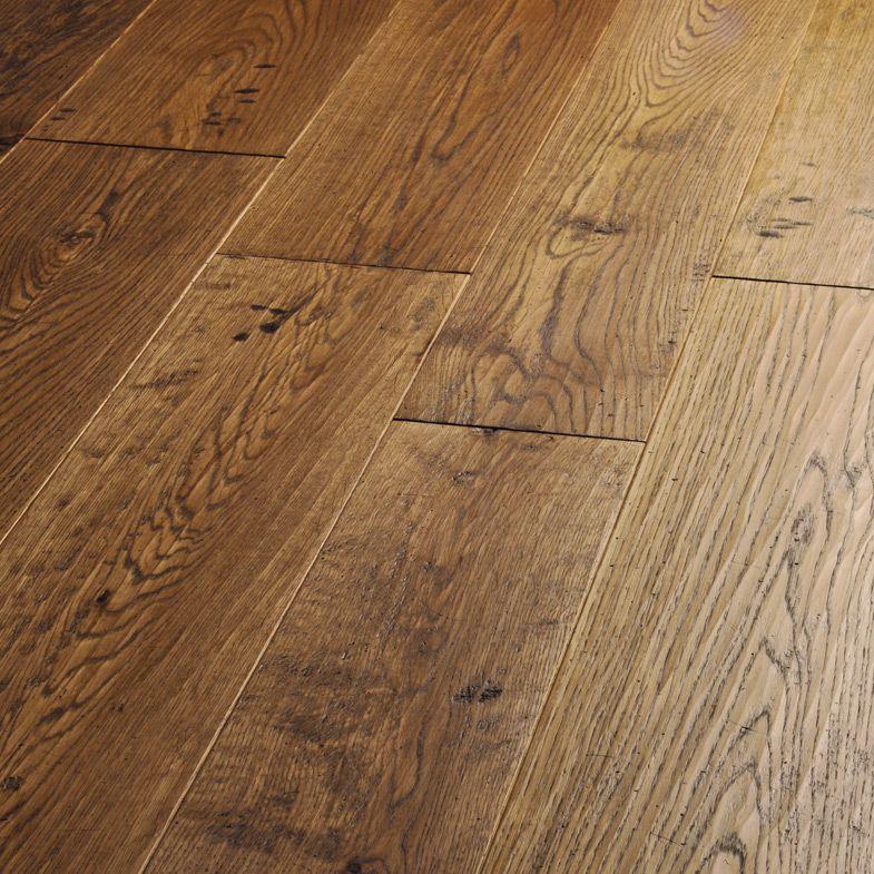 Solid wood flooring Wings Large living room floor Crack floor European style wooden floor Simple wooden floor Old Ship Wood Flooring