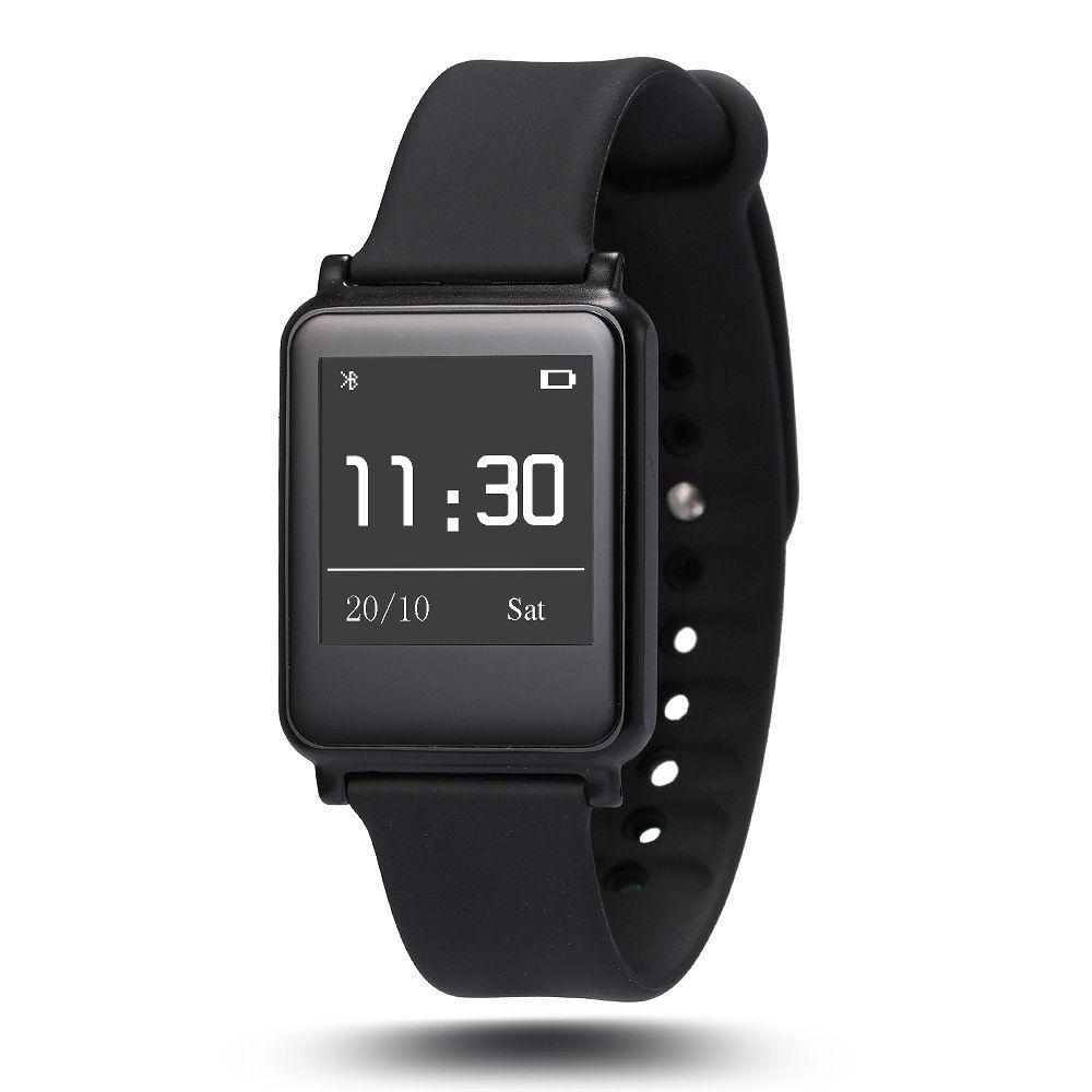 NOUVEAU Iwown bande i7 Bracelet Smart Fitness Tracker Bracelet Bluetooth Ultra Mince Intelligent Sport Cardiofréquencemètre