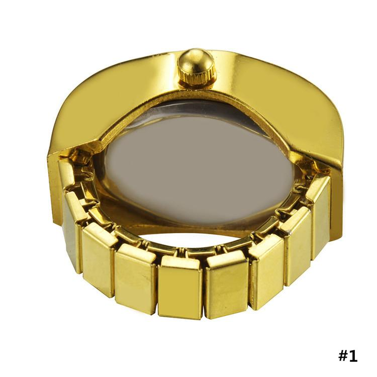 montre bague en or