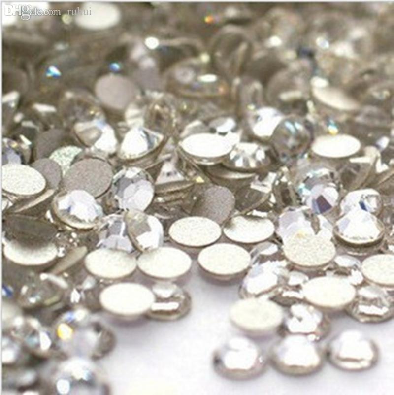 Envio Atacado-Grátis Bom Feedback Cristais De Unhas Pedrinhas Pedrinhas Nail Art Jewelry Diamantes Prego Decoração Fornecedor para Uso De Salão De Beleza