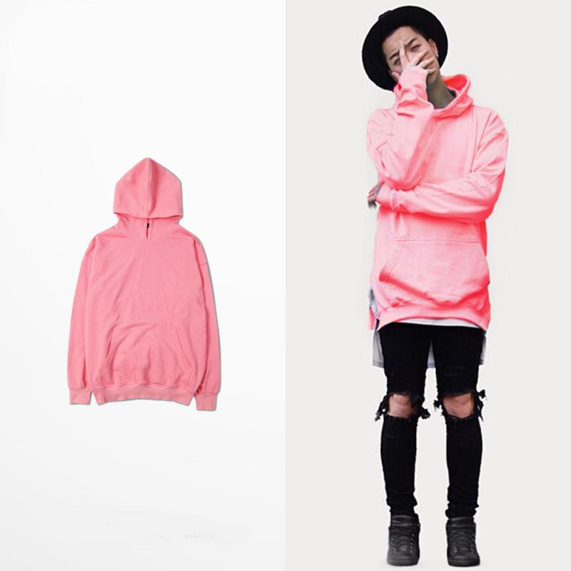 Hooded Pullover Fashion Casual Men Hoodies Kanye West Sport Hoody ...