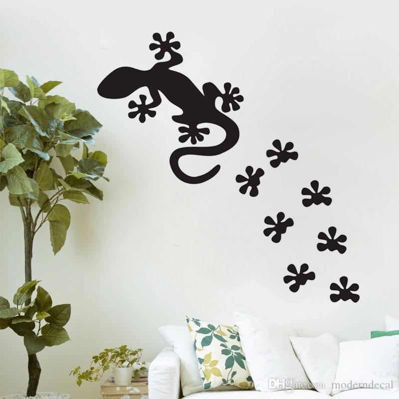 Lizard Wall Stickers