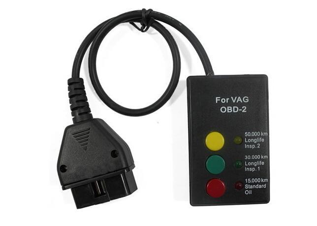 أصليّ أصليّ عالي الجودة SI-Reset VAG OBD2 خدمة ضوء إعادة تعيين عبر ل VW Benz
