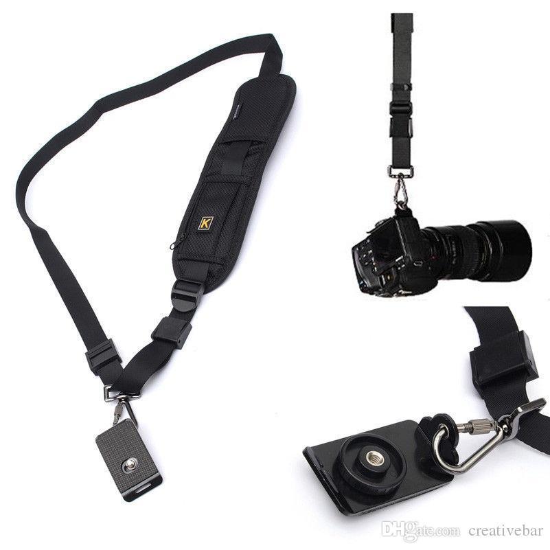 Quick Strap Rapid Straps Shoulder Sling Belt Neck Strap for Camera SLR/DSLR for Canon Nikon Sony