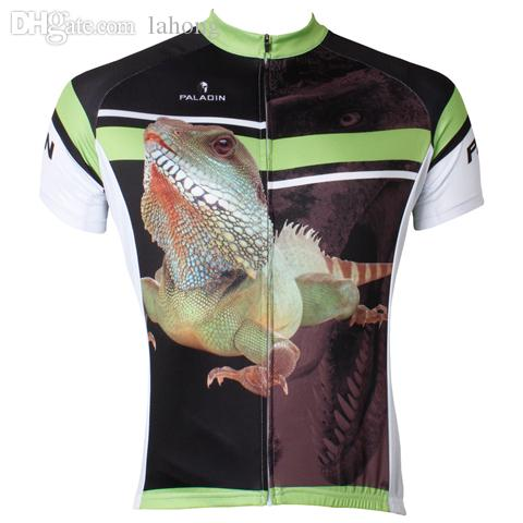 Wholesale-2015 paladin new men's giraffe cycling jersey ciclismo mountain bike clothing cool design bicycle jersey