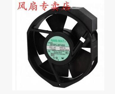 NMB 5915PC-20T-B30-B00 200VAC 33W AC AC مروحة التبريد