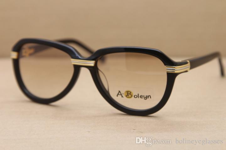 جولة البيضاوي النظارات الشمسية HOT 1991 الأصل 1136298 النساء نظارات استيراد بلانك نظارات مصمم النظارات الشمسية نظارات الرجال العلامة التجارية