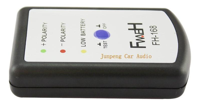 Für Phasenmesser / Autohorn ist negativer Detektor / Audio-DIY-DIY verwendet / Phasenprüfgerät / ohne Batterie
