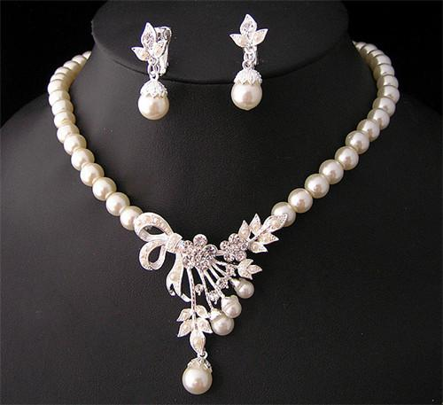 Pearl Jewellery Sets