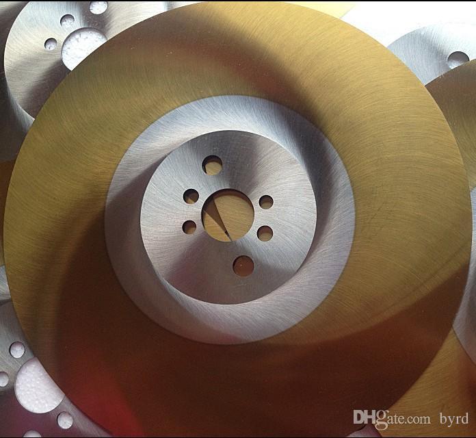 APOL lame da 10 pollici per l'acciaio inossidabile 275 * 2.0 * 32 millimetri HSS-M42 strumento di taglio sega di taglio a lama materiale da taglio coltello sega bit d'oro