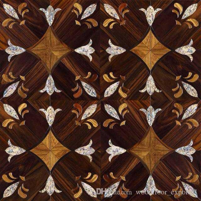 Pavimento in legno di giada Pavimento in legno profilato Marmo Pavimento Asiatico Pavimento in legno Sapele Pavimento in legno in cera di cera Pavimento in legno di quercia Russia Ali Woo