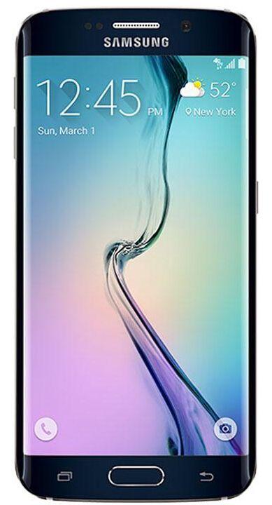 """100% recondicionado Original Samsung Galaxy S6 Edge G925 Celular Octa Core 3GB RAM 32GB Rom 4G LTE 16MP 5.1 """"Desbloqueado"""