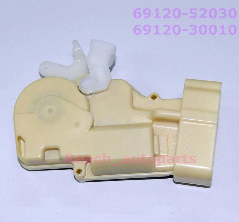Fits For Toyota Echo Lexus GS300 GS430 Door Lock Actuator 69120-30010-Front Left