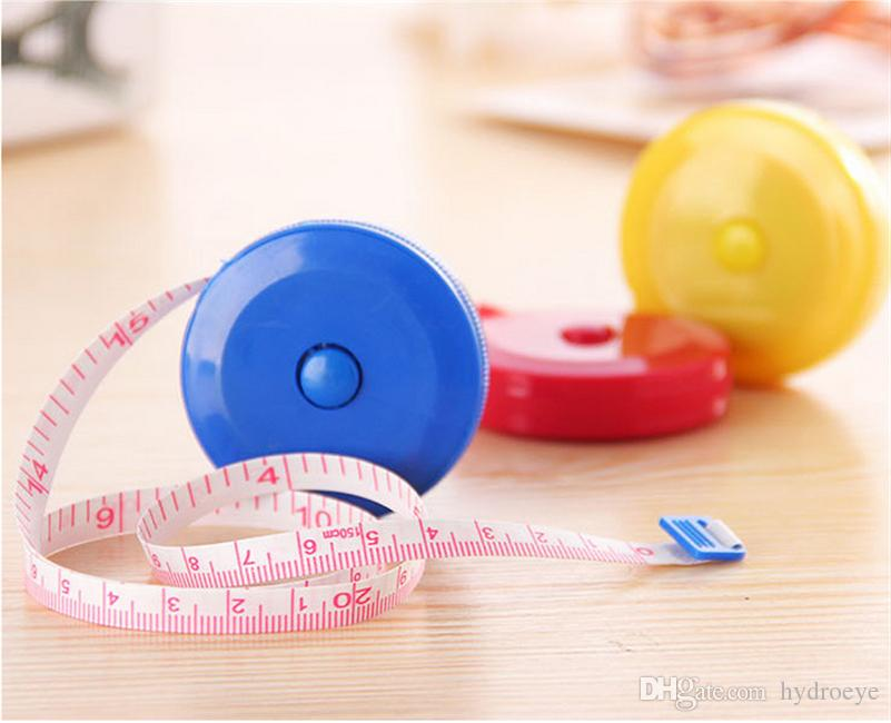 new retractable ruler tape measure 60 inch sewing cloth dieting