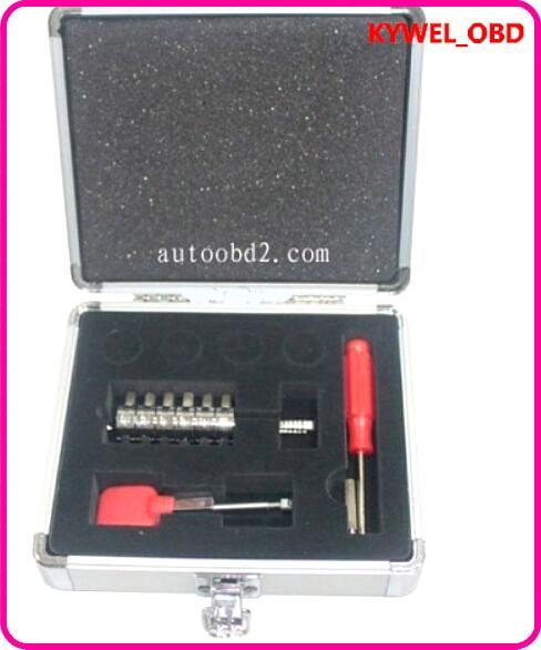 F021-II 6 disc Ford Mondeo and Jaguar Lock Plug Reader , Ford Mondeo and Jaguar Lock Plug Reader