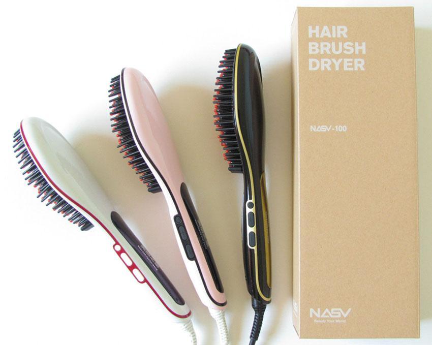 nasv hair brush dryer