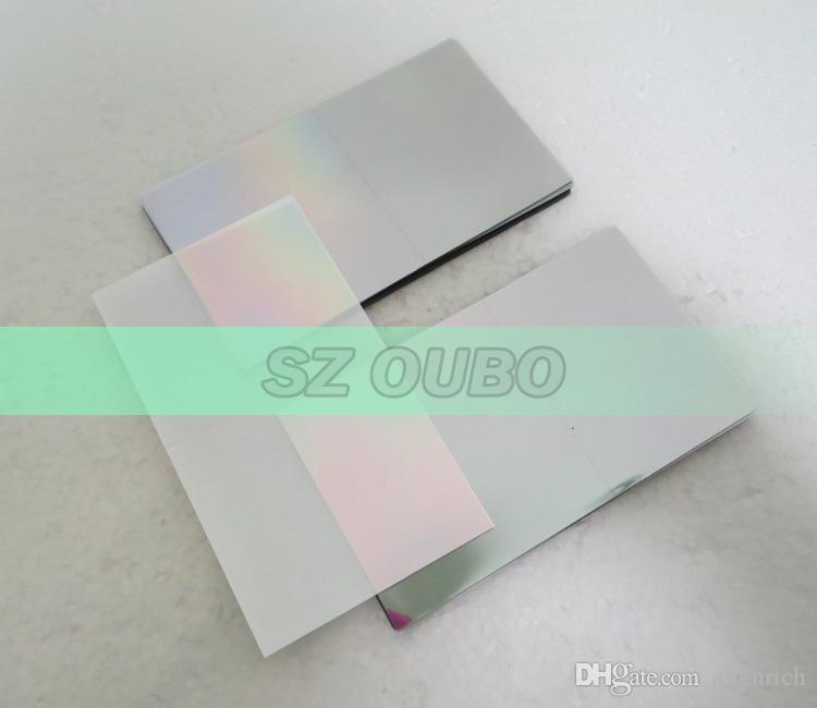 Original silver film For iPhone 6 4.7inch lcd screen on the back polarized light film 30pcs/lot free shipping