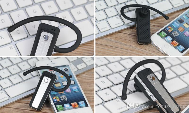 Full HD Bluetooth Earphone Headset Camera 1080P Mini DVR H.264 5.0 mega mini Camcorder wearable Portable audio video recorder 10pcs