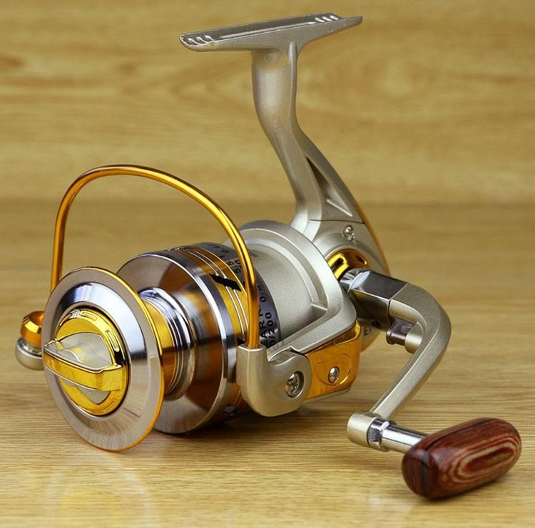 1x Exclusive quality All Metal spinning fishing reel line winder speed ratio 5.11 to Ocean Sea boat Rock Ice fishing tackle (5)
