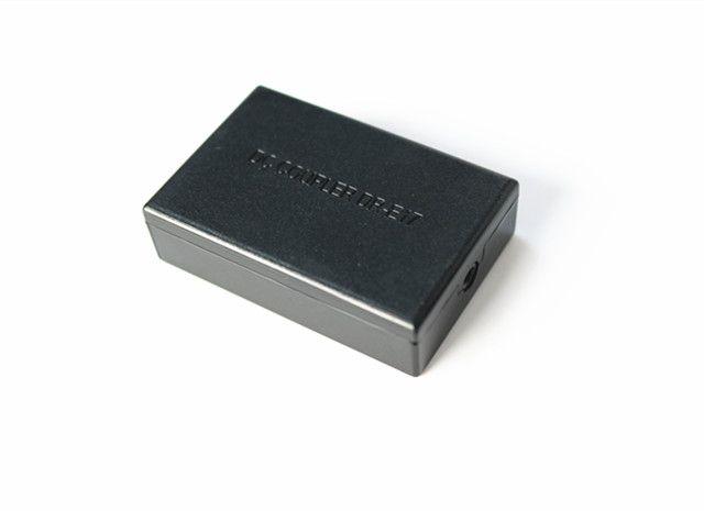 Accoppiatore CC della fotocamera DR-E17 SOLO per Canon EOS M3 (sostituire la batteria LP-E17) Spedizione gratuita