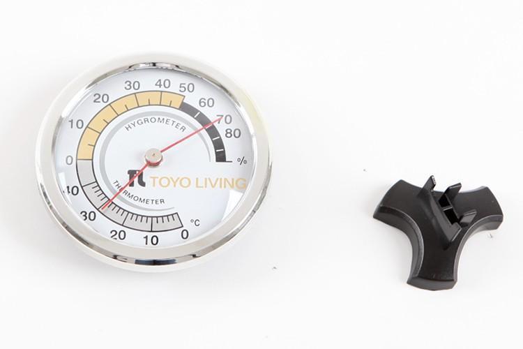 3 Thermometer Hygrometer