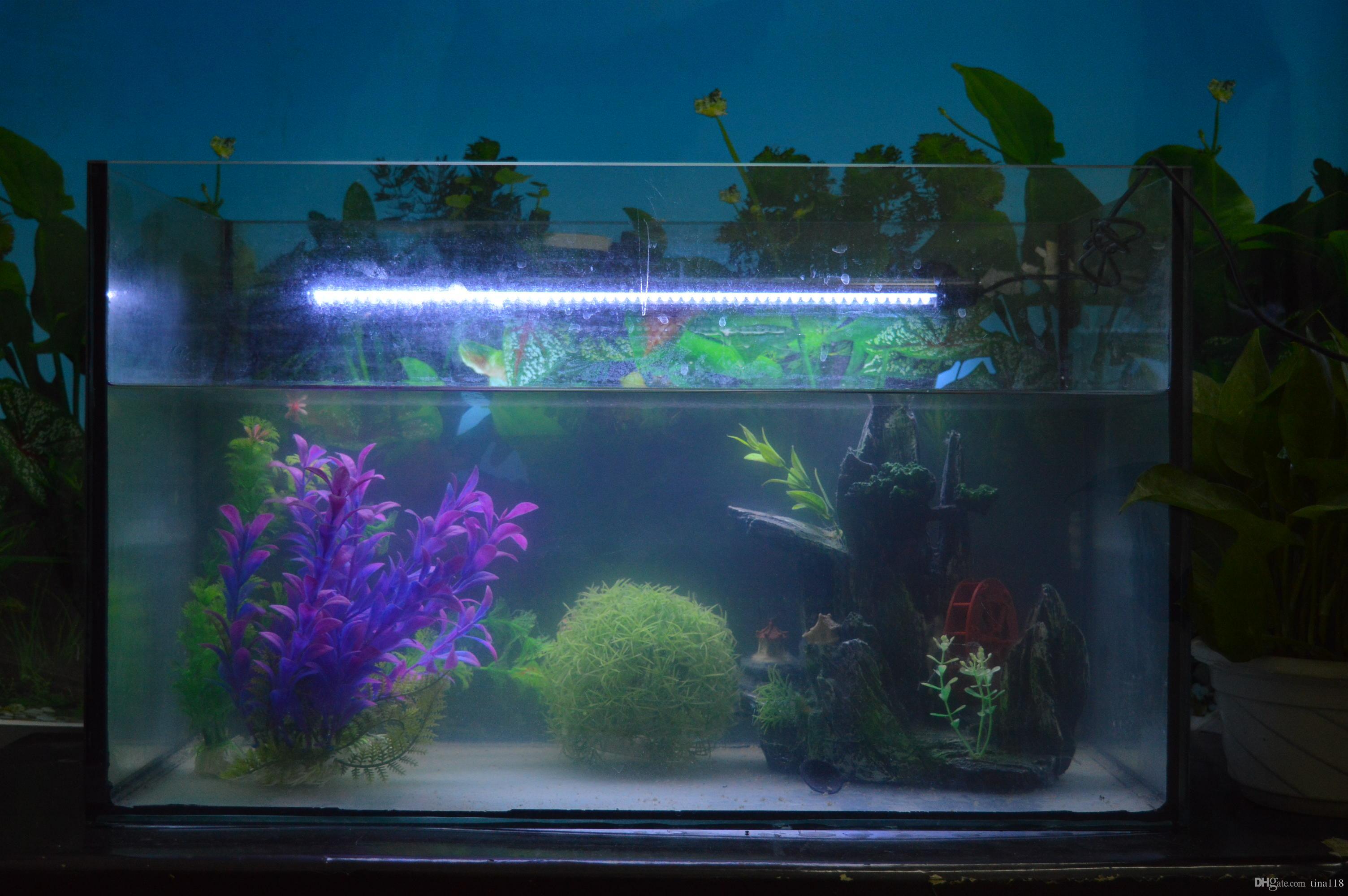 Hight quality Indoor led aquarium light 30 LED 28cm Aquarium Light