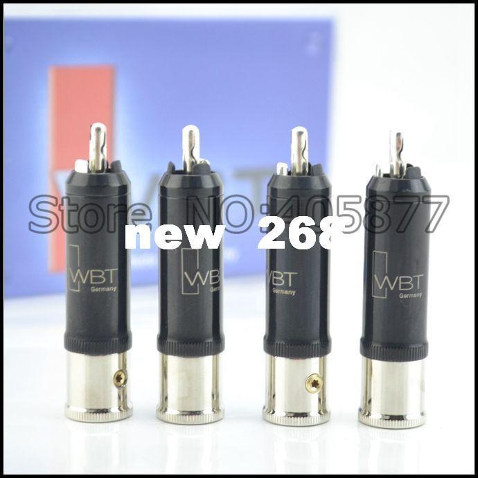 WBT0152AG - WBT nextgen signature AG RCA connector up to 10.8mm dia cables