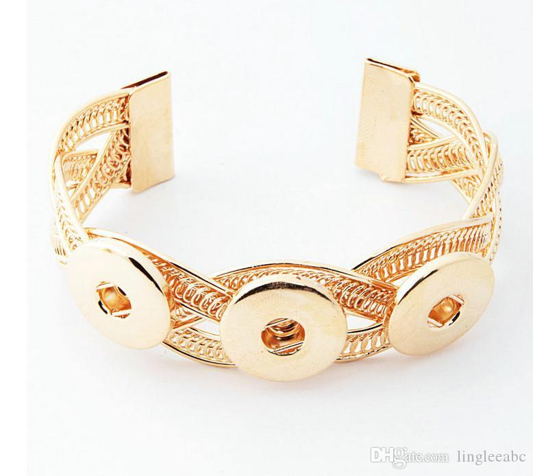 2016 NEW 18 mm clasp bracelet DIY 쥬얼리 액세서리