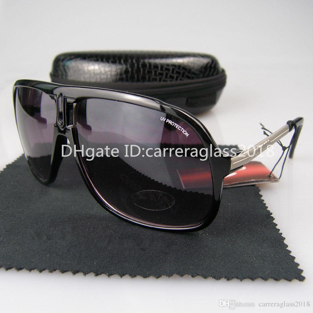 Sıcak Satış 2017 Yeni Moda Vintage Güneş Erkekler Kadınlar Marka Tasarım CA Kare Güneş Gözlükleri Kadınsı Retro Klasik ulculos De Sol Gafas C-28